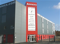 Annexx Self Storage facility in Bordeaux Lac