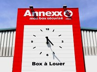Self storage unit price at Annexx Toulon
