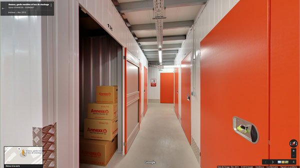 self storage unit Part Dieu