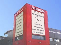 Self storage unit price at Annexx Pau