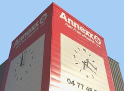 Self storage unit price at Annexx Saint Etienne