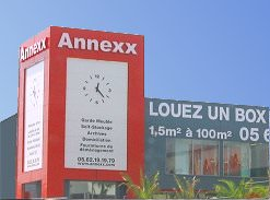 Annexx Self Storage facility in Toulouse Sud